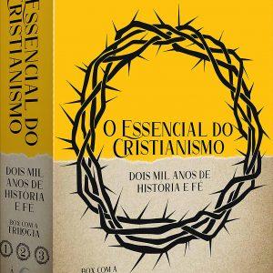 O essencial do cristianismo (Denise Américo – Marcelo Almeida – Mário A. Silva – Melva Webb)
