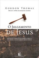 O julgamento de Jesus (Gordon Thomas)