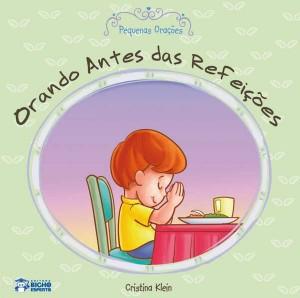 Orando Antes das Refeições (Cristina Klein)
