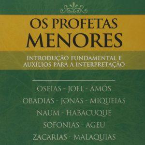 Os profetas menores (Renato Gusso)
