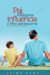 Pai inteligente influencia o filho adolescente (Jaime Kemp)