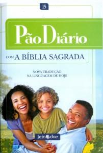 Pão Diário com a Bíblia (Vários Autores)