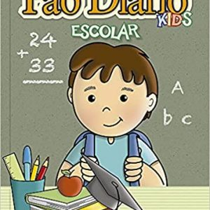 Pão Diário Kids Escolar (Quadro negro)