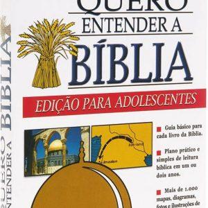 Quero entender a Bíblia – Edição para adolescentes (Frances Blankenbaker)