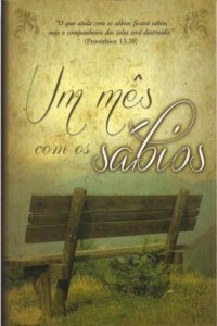Um mês com os sábios (Pablo Yoder)